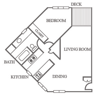 Floorplan of The Groves, Assisted Living, Nursing Home, Independent Living, CCRC, Independence, MO 7