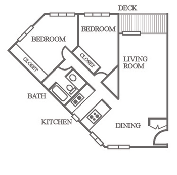 Floorplan of The Groves, Assisted Living, Nursing Home, Independent Living, CCRC, Independence, MO 8