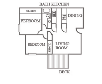 Floorplan of The Groves, Assisted Living, Nursing Home, Independent Living, CCRC, Independence, MO 10