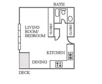 Floorplan of The Groves, Assisted Living, Nursing Home, Independent Living, CCRC, Independence, MO 11