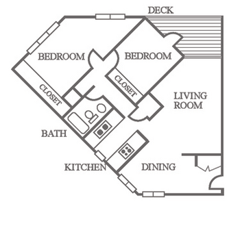 Floorplan of The Groves, Assisted Living, Nursing Home, Independent Living, CCRC, Independence, MO 12