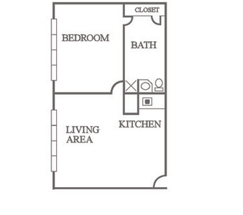 Floorplan of The Groves, Assisted Living, Nursing Home, Independent Living, CCRC, Independence, MO 20