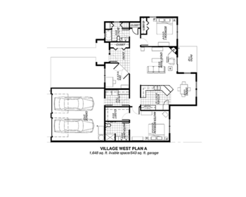 Floorplan of Riverview Retirement Community, Assisted Living, Nursing Home, Independent Living, CCRC, Spokane, WA 12