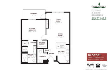 Floorplan of Emerald Heights, Assisted Living, Nursing Home, Independent Living, CCRC, Redmond, WA 3
