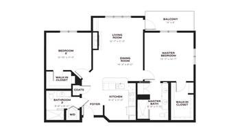 Floorplan of Emerald Heights, Assisted Living, Nursing Home, Independent Living, CCRC, Redmond, WA 7