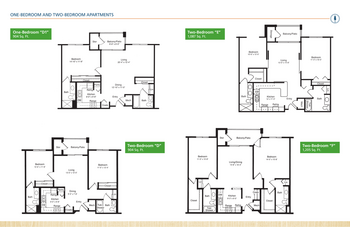 Floorplan of Emerald Heights, Assisted Living, Nursing Home, Independent Living, CCRC, Redmond, WA 11
