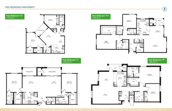 Floorplan of Emerald Heights, Assisted Living, Nursing Home, Independent Living, CCRC, Redmond, WA 12