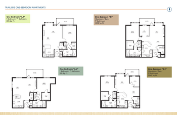 Floorplan of Emerald Heights, Assisted Living, Nursing Home, Independent Living, CCRC, Redmond, WA 15