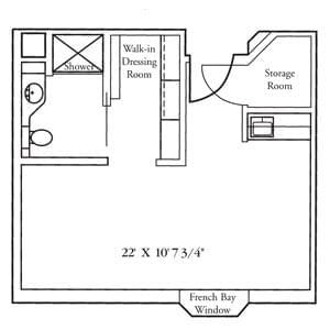 Floorplan of Avera Prince of Peace Retirement Community, Assisted Living, Nursing Home, Independent Living, CCRC, Sioux Falls, SD 8