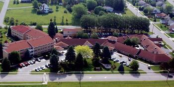 Campus Map of Golden Years, Assisted Living, Nursing Home, Independent Living, CCRC, Walworth, WI 1