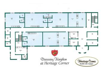 Floorplan of Heritage Corner, Assisted Living, Nursing Home, Independent Living, CCRC, Bowling Green, OH 7