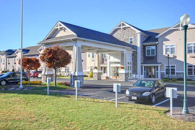 Photo of Brookdale Centre of New England, Assisted Living, Memory Care, Coventry, RI 1