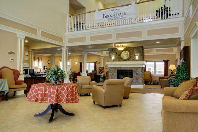 Photo of Brookdale Centre of New England, Assisted Living, Memory Care, Coventry, RI 2