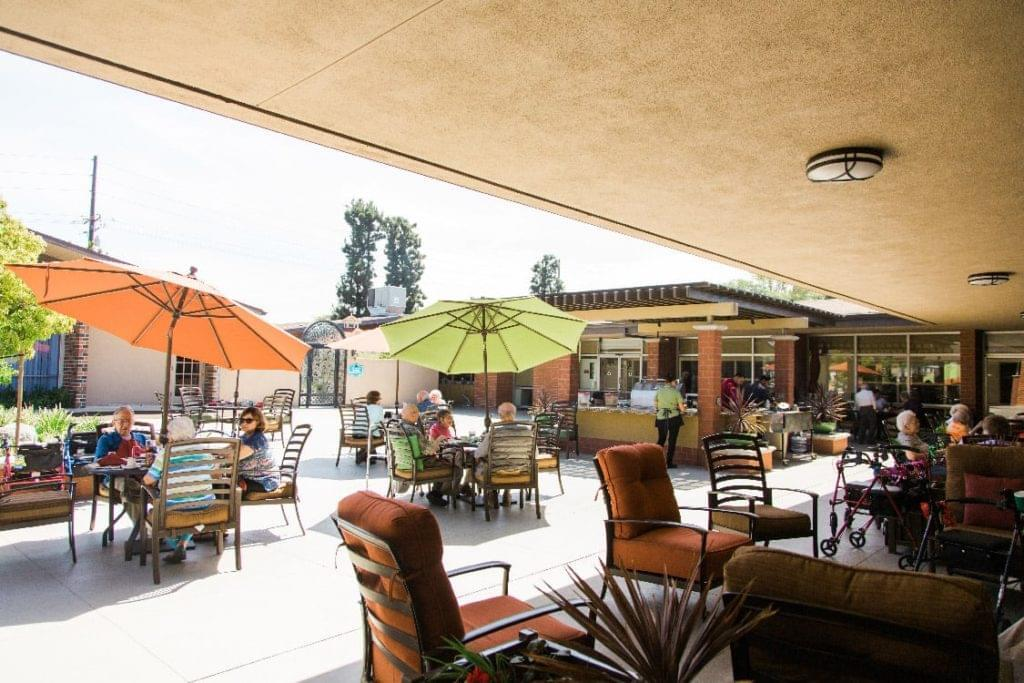 Photo of Rowntree Gardens, Assisted Living, Nursing Home, Independent Living, CCRC, Stanton, CA 4