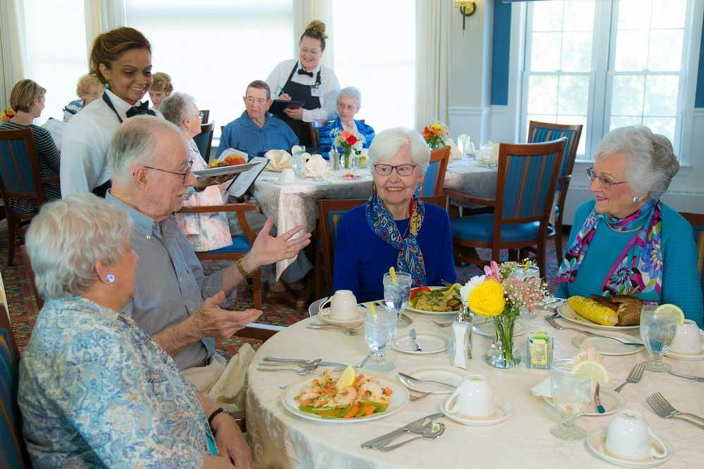 Photo of Hunt Community, Assisted Living, Nursing Home, Independent Living, CCRC, Nashua, NH 1