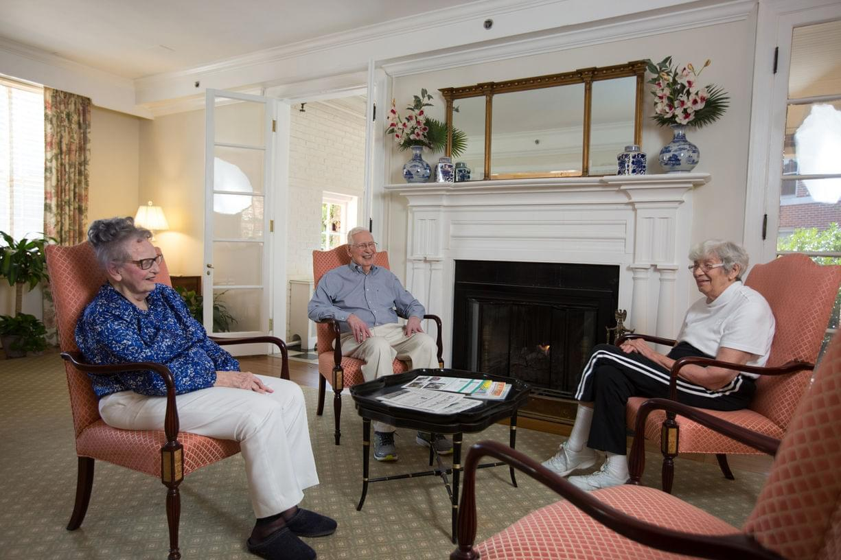 Photo of Martha Jefferson House, Assisted Living, Nursing Home, Independent Living, CCRC, Charlottesville, VA 2