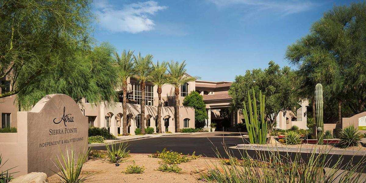 Photo of Atria Park of Sierra Pointe, Assisted Living, Scottsdale, AZ 1