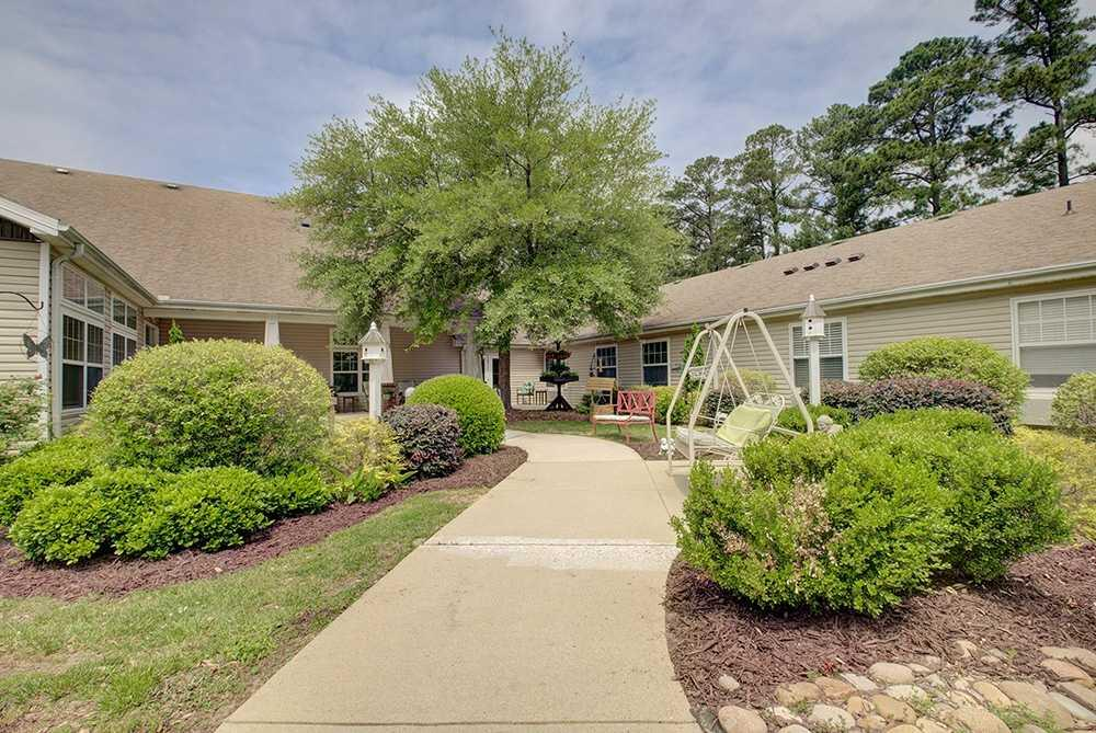 Photo of Falls River Court, Assisted Living, Memory Care, Raleigh, NC 1