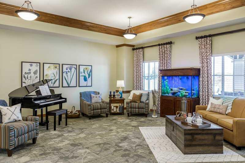 Photo of Edencrest at Riverwoods, Assisted Living, Memory Care, Des Moines, IA 4
