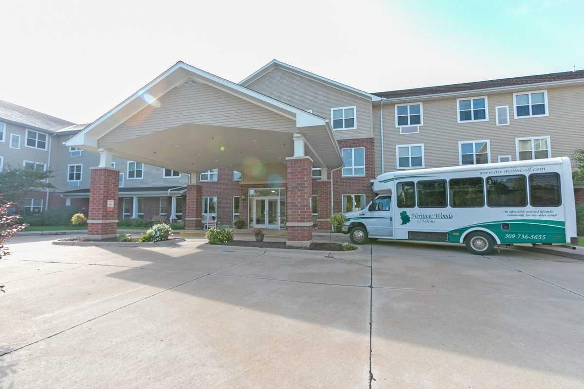 Photo of Heritage Woods of Moline, Assisted Living, Moline, IL 1