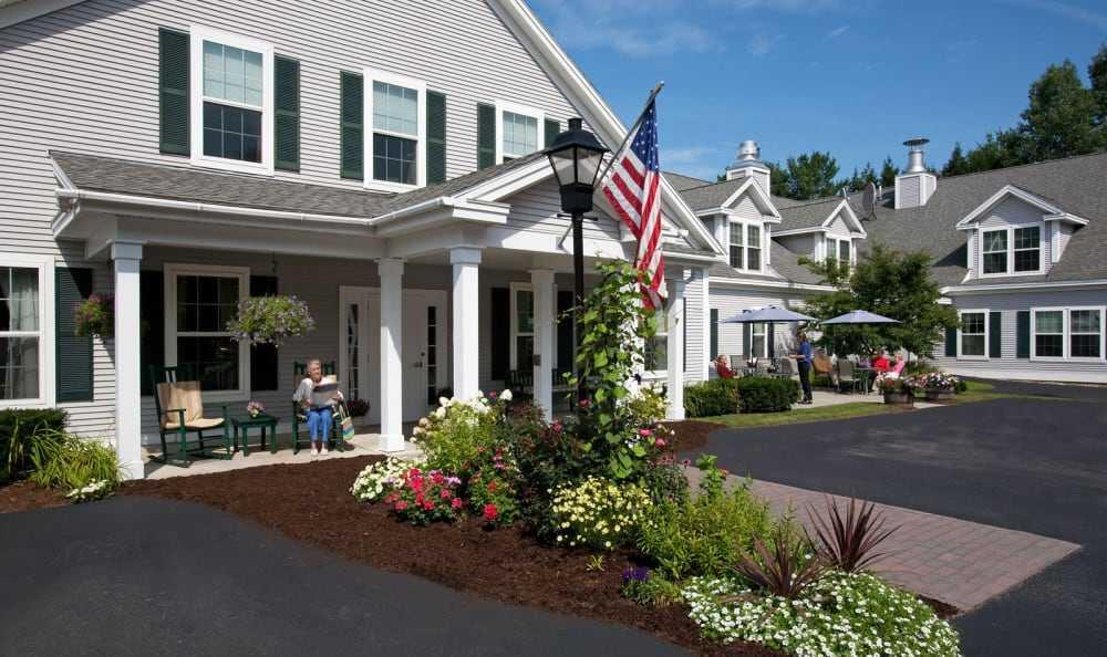 Photo of Woodstock Terrace, Assisted Living, Memory Care, Woodstock, VT 2