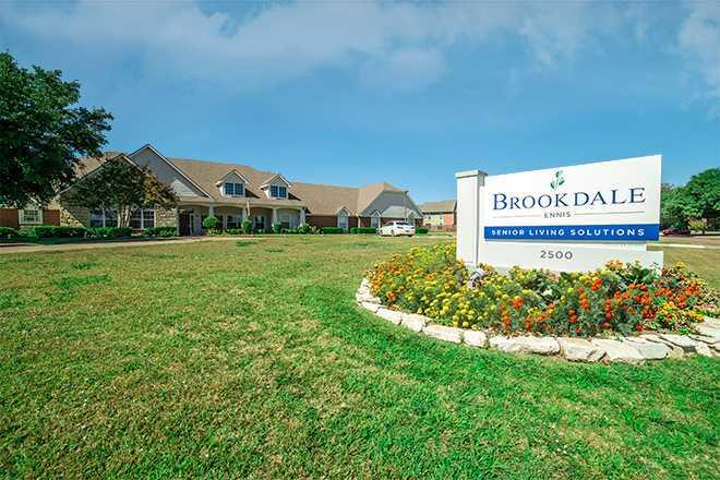 Photo of Brookdale Ennis, Assisted Living, Ennis, TX 1
