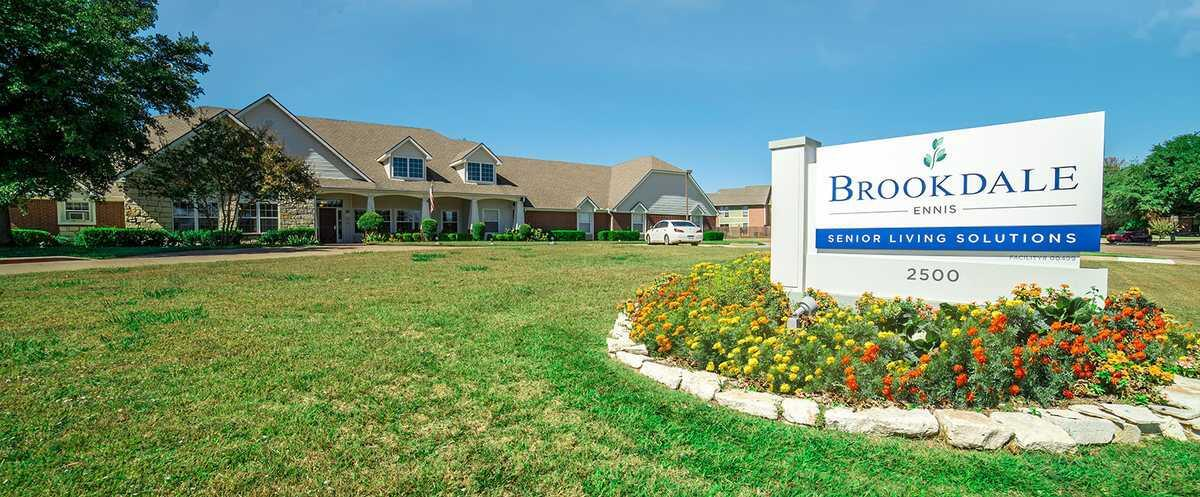 Photo of Brookdale Ennis, Assisted Living, Ennis, TX 2