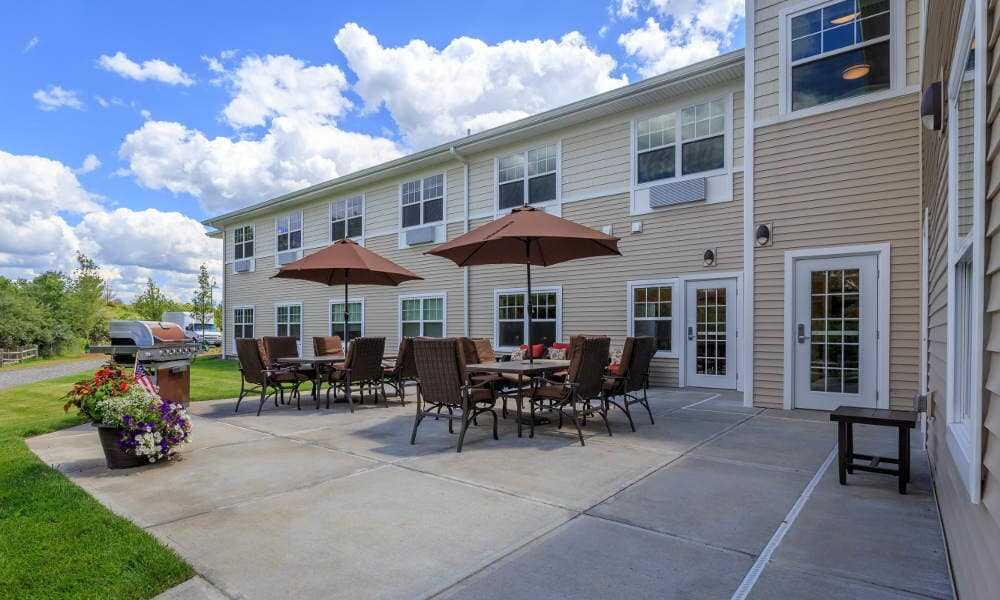 Photo of Bently Assisted Living at Branchville, Assisted Living, Branchville, NJ 2