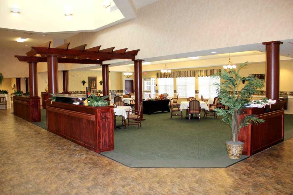 Photo of Village Green Health Campus, Assisted Living, Greenville, OH 3