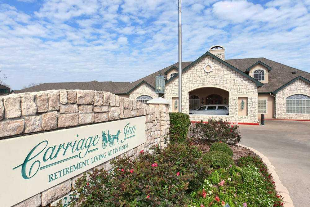 Photo of Carriage Inn Bryan, Assisted Living, Bryan, TX 1