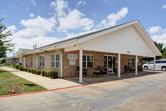 Photo of Mercer Place, Assisted Living, Rowlett, TX 1
