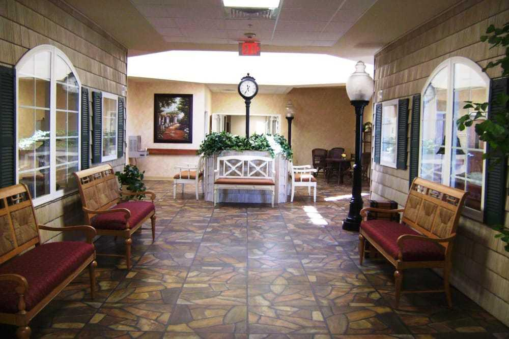 Photo of Mill Pond Health Campus, Assisted Living, Greencastle, IN 4