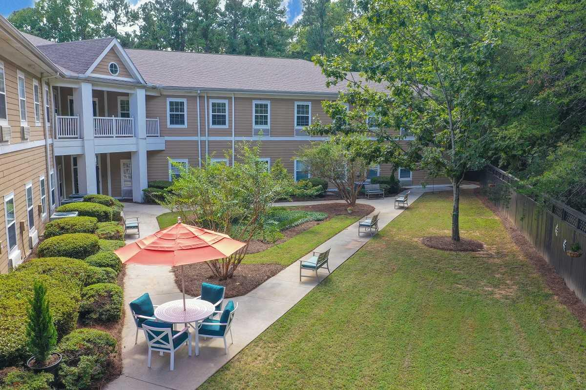 Photo of Heritage of Brookstone, Assisted Living, Kennesaw, GA 15